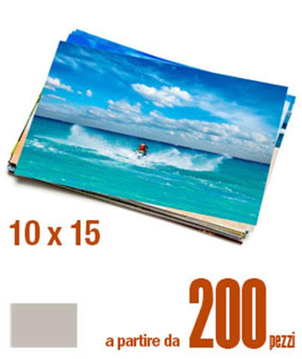 10 x 15 – 200 pezzi